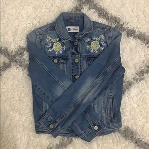 Gap kids Disney Jean jacket